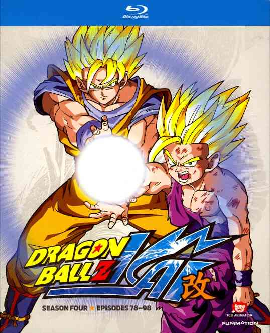 DRAGON BALL Z KAI:SSN 4 BY DRAGON BALL Z KAI (Blu-Ray)
