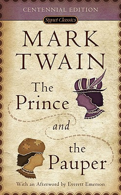The Prince and the Pauper By Twain, Mark/ Emerson, Everett (AFT)